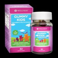 Wellness gummy kids isi 30 gummies - vitamin anak-anak