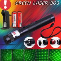 Senter Green Laser Pointer Recharge 10KM 1 Mata Hijau Terjauh