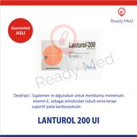 LANTUROL 200 IU per strip