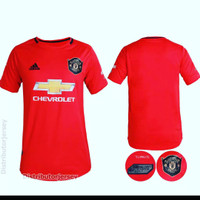 jersey bola Manchester United Home 2019/2020
