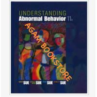 Understanding abnormal behavior 11edition by Sue