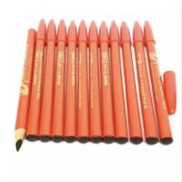 Pensil alis davis orange coklat/ hitam