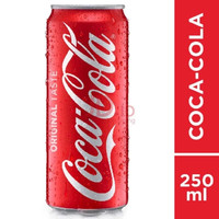 Coca Cola Kaleng 250 ml