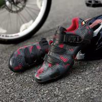 2020 Gaya Baru MTB Bersepeda Sepatu Pria Sepatu Balap Sepeda
