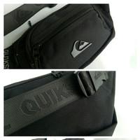 Quiksilver 100% Original Waistbag Tas Pinggang/Slempang Waist bag pria