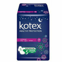 KOTEX Healty Protection Overnight Wing 28cm 14 Pads