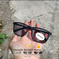 kacamata minus pria photocromic