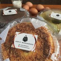 chiffon cake size small - Original  Keju