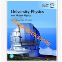 University physics with modern physics 15e