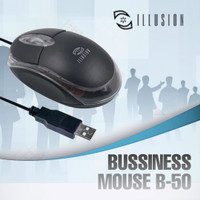 Illusion Bussiness Mouse B-50