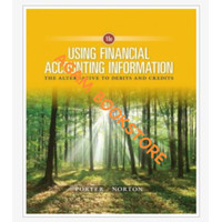 using financial accounting information 10e