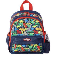 Smiggle Backpack Teeny Tiny Dinosours Topsy Tas Ransel Anak Original