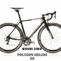 Sepeda Balap Polygon HELIOS A 9X Series Limited Edition