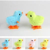 mainan ayam putar lucu untuk bayi anak