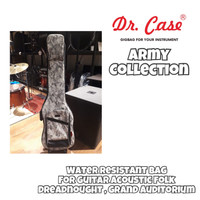 Dr. CASE 🏀 ARMY COLLECTION , ACOUSTIC