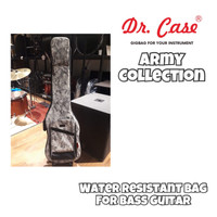 Dr. CASE 🏀 ARMY COLLECTION , bass guitar