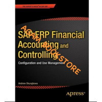 SAP ERP financial accounting and controlling by Andrew