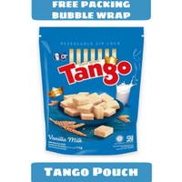 Tango Wafer Vanilla Milk Pouch 115 Gram