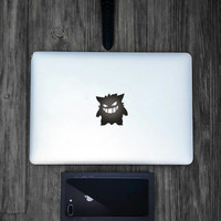 Cutting sticker laptop macbook air pro pokemon lucu unik keren