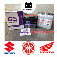 AKI GS Gold Shine GTZ7S Honda Vario125 . PCX . Nmax . Lexi . Satria FU