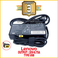 Adaptor Charger Laptop Lenovo Legion Y520 Y530 Y730 20V 6.75A 120 WATT