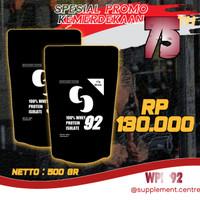 SC WPI92 WPI 92 500G not WPI93 WPI90 90 93 100% Whey Protein Isolate