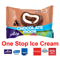 Cocholate Mochi Aice Ice Cream Es Krim Eskrim Moci Cokelat Coklat