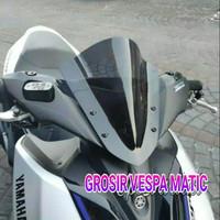 visor aerok Windshield visor aerox aksesoris motor yamaha Aerox 155cc