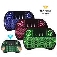 Rechargeable Mini Wireless Keyboard I8 For Android Tv Box mini