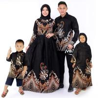 Batik keluarga family motif ayam kampung