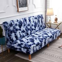 Sarung Sofa Sofa Cat Air Elastis untuk Queen / King Size Allover Sofa
