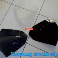 Windshield visor aerox aksesoris motor yamaha Aerox 155