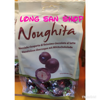 Zaini Noughita Hazelnut Milk Chocolate - Coklat Impor