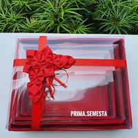 Kotak Seserahan / Sangjit Pernikahan Isi 4 Mika Sedang (KHUSUS GOJEK)