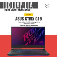 ASUS ROG STRIX G15 G512LI - I75TB6T/I7-10750H/GTX1650TI 4GB/144Hz 3ms