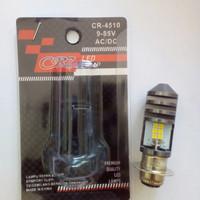 lampu utama LED motor