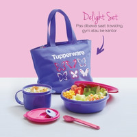Tupperware Delight Set Promo