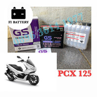 AKI Motor PCX 125 GS Gold Shine GTZ7S PCX150 . Vario125 . Nmax . Lexi
