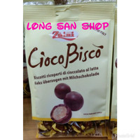 Zaini Cioco Bisco Milk Chocolate - Coklat Impor