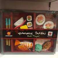 gr#yummi sushi set/mainan sushi/mainan edukasi anak/mainan makanan