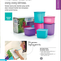 Tupperware Tropical Fiesta Promo
