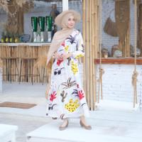 [REAL PICTURE] MIMO HOMEY DRESS RAYON TANAH ABANG PGMTA METRO SUPPLIER