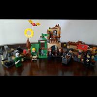 Mainan Edukatif brick block 6 in 1 Harry Potter harga untk 6 box murah