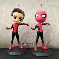 Q Posket Action Figure Spiderman