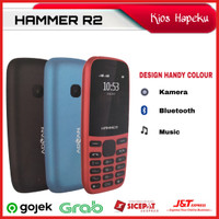 Advan Hammer R2 Handphone Murah Garansi Resmi