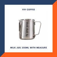 Milk Jug 350ml Dengan Garis