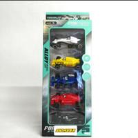 Mainan Mobil Formula Racing F1 Diecast Formula