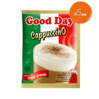Kopi Good day cappucino 25 gram x 5