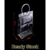 Tote Bag PVC Transparan Shopping Bag