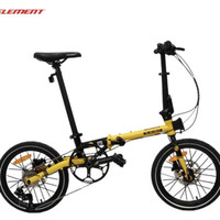 Sepeda Lipat Element Troy Bike to Work Chromoly 2020